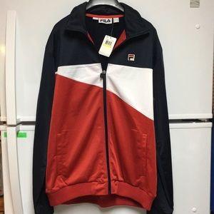 Brand new Fila jacket